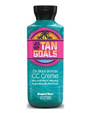 Supre # Tan Goals 25x Bronzer Tanning Lotion 8.5 oz