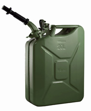 Wavian Original Authentic NATO Jerry Can and Spout, OD Green - 20L