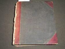 1916 OCTOBER-DECEMBER JIM JAM JEMS BOUND VOLUME BY JIM JAM JUNIOR - H 122