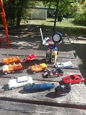 Vintage 1980s Bandai Transformers and GoBots lot of 11,