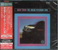 "Oscar Peterson Trio ""Night Train"" Japan SACD w/OBI NEW/SEALED Tower Records"