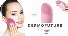 Dermofuture - Silicona Facial Rostro Sonic Spa Cepillo Limpiador Exfoliante