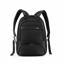 "Verage Elite Business Laptop Rucksack (bis 14"")  Schwarz,M,Trolleybefestigung"