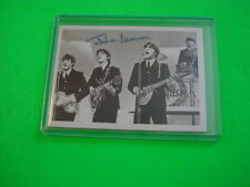 """2013 TOPPS 75TH ANNIVERSARY POP CULTURE """"BEATLES"""" BASE CARD #29 NEW"""