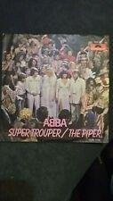 "7"" ABBA Super Trouper / The Piper AGNETHA German-Press POLYDOR 1980 NEUWERTIG!"