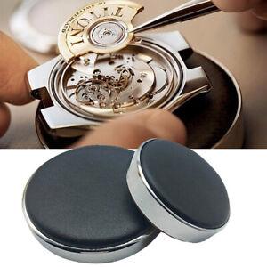 Montre à bijoux boîtier mouvement boîtier coussin coussin support horloger  Mpib