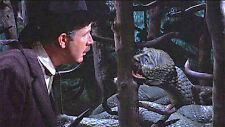 1964's 7 Faces Of Dr. Lao henchmen vs. Loch Ness Monster color 6x10 scene