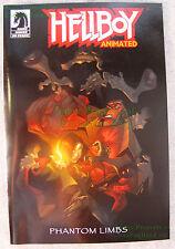 HELLBOY Phantom Limbs ASHCAN Comic VHTF - UNREAD Dark Horse Overstock!