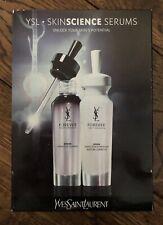 Yves Saint Laurent skinscience serums