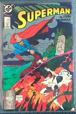 Superman # 23 November 1988 DC Comics