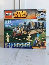 Lego Star Wars 75086 Battle Droid Troop Carrier New 15 Minifigures Rare