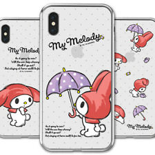 Genuine My Melody Dot Clear Jelly Case iPhone 6/6S/iPhone 6/6S Plus Korea made