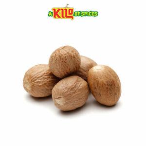 Whole Nutmeg Premium Quality Free UK P&P 100g - 10kg