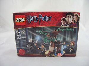 LEGO Harry Potter 4865 The Forbidden Forest Pack New/Sealed