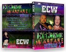 ECW: EXTREME WARFARE VOLUME 2 DVD Sabu Chris Jericho bam bam bigelow wwf wcw