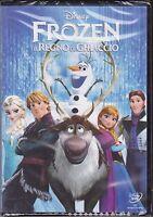 Dvd Disney **FROZEN** nuovo 2013