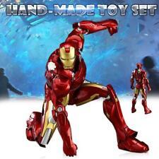 Iron Man Action Figurine Avengers Iron Man figurine Statue PVC Iron Man modèle