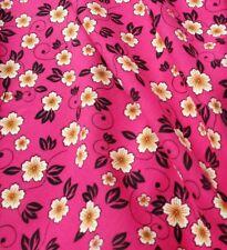 Viscose Fabric 100% (per metre) 'Ferndale B', dress fabric, womenswear