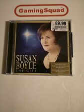 Susan Boyle, The Gift CD, Supplied by Gaming Squad
