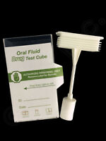 5 Panel At Home Instant Saliva Drug Test Mouth Swab (5 pack) - Free Shipping