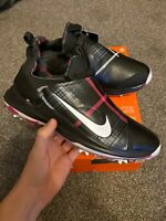 NIKE TOUR PREMIER 'CAR-NASTY' CARNOUSTIE - UK 10/US 11/EUR 45 - BLACK/WHITE
