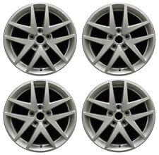 "17"" Ford Fusion 2010 2011 2012 Factory OEM Rim Wheel 3797 3979 Silver Full Set"