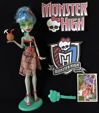 GHOULIA YELPS SKULL SHORES DOLL – MONSTER HIGH, 2011