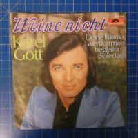 Karel Gott Weine nicht Polydor 2041556 B24768