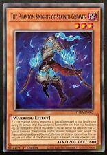 The Phantom Knight of Stained Greaves   PHRA-EN002   Common   1st Ed   YuGiOh