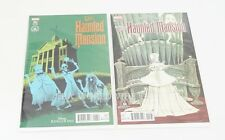 NEW Marvel Disney Kingdoms The Haunted Mansion Comic Variant Covers #1 & #2 Set