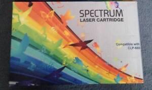 Spectrum for Samsung CLP-660 Cyan Laser Cartridge