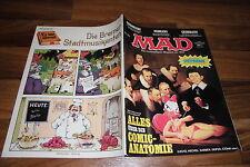 MAD # 170 -- FILM der SAISON: SHITPARADE / MAD-LEHRBUCH für COMIC-FIGUREN hechel