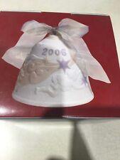 Lladro 2006 Christmas Bell #01018222