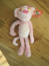 Pink Panther Stuffed Animal W/ Tag 1999 16""