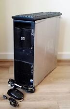 HP Z600 2x Six Core Xeon X5675 3.06GHz 48GB 1TB FX580 Win 10 Pro Workstation