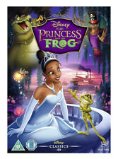 DVD: The Princess and the Frog (Single Disc Widescreen), . Good Cond.: Bruno Cam