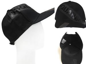 Dsquared2 Multi Logo Baseball Cap Baseball Hat New Modell