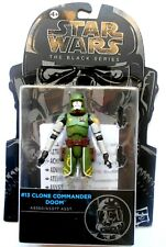 STAR WARS THE BLACK SERIES -CLONE COMMANDER DOOM #13
