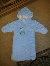 Baby Boy Carters Winter Suit Carseat Capable (opening) Size 6-9 months_Z10_B18