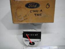 NOS OEM Genuine Ford 1967 Galaxie 500 XL 7 Liter Fuel Gas Gauge C7AZ-9305-A