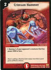 Duel Masters-Karte - Crimson Hammer