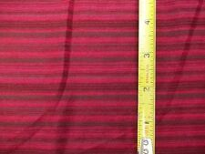RED BLACK Sheer Striped Ribbed Knit Poly Lycra 58 inches Wide New By The Yard
