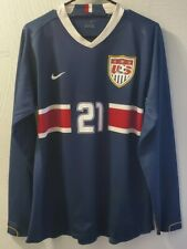 Nike USA Donovan 2006 LS 'Player Issue' Away Jersey / Shirt - (Size L)
