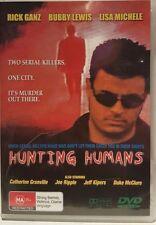HUNTING HUMANS - GANZ, RICK - DVD