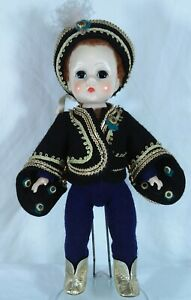 """Vintage Madame Alexander-Kins """"Romeo"""" #474 1955 from U.A. """"Romeo and Juliet"""""""