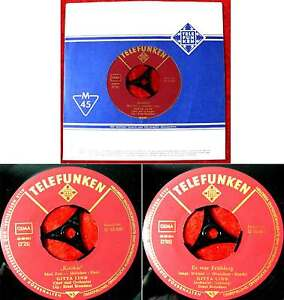 Single Gitta Lind: Kookie (Telefunken U 55 470) D