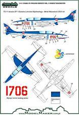 Model Maker Decals 1/48 TS-11 ISKRA Polish Combat Regiments