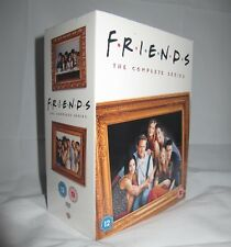Friends Complete Series Seasons 1 2 3 4 5 6 7 8 9 10 1-10 DVD Region 4 New SEALE