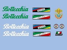 Bottecchia Bicycle Decals-Transfers-Stickers #7