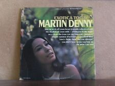 MARTIN DENNY, EXOTICA TODAY - LP LST-7465 CHEESECAKE